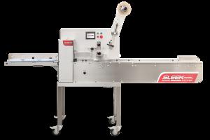 Sleek40 compact flow wrapping machine