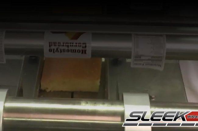 Wrapping Cornbread - SleekWrapper 40