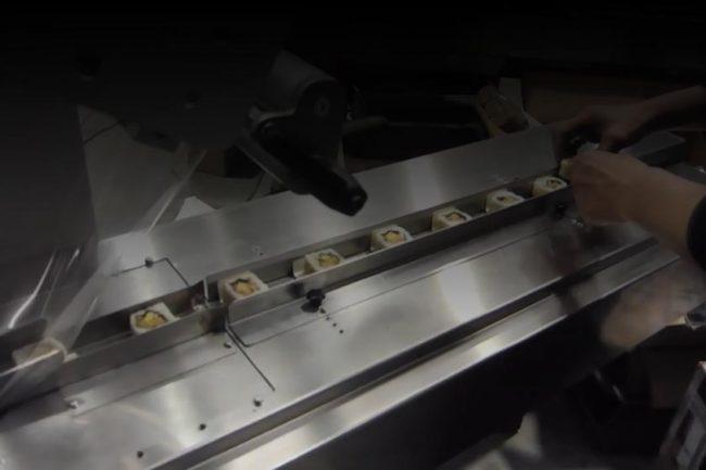 Wrapping Sushi Rolls - SleekWrapper 40