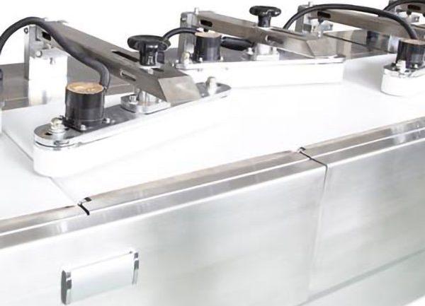 Sleek DTA conveyor belt