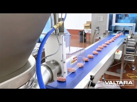 Sleek Inverted for Extruded Meat Flow Wrapping