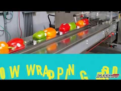 Wrapping Produce - SleekWrapper 65
